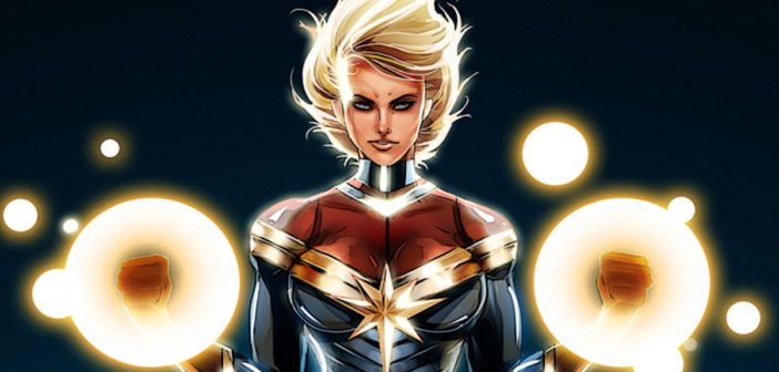 SDCC2017: Capitán Marvel, sus enemigos y ambientación