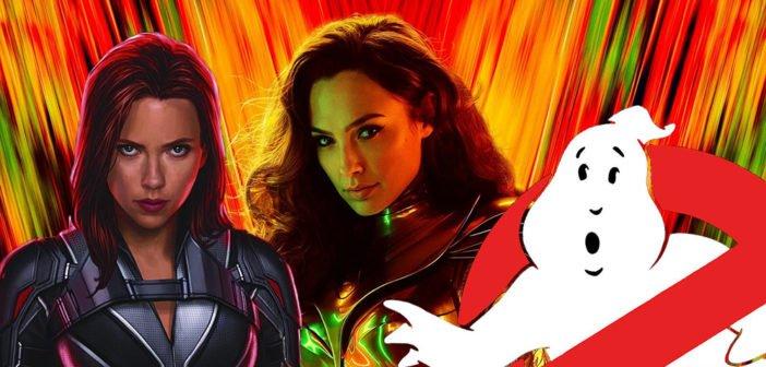 Globos de oro 2020 y novedades de Marvel y DC