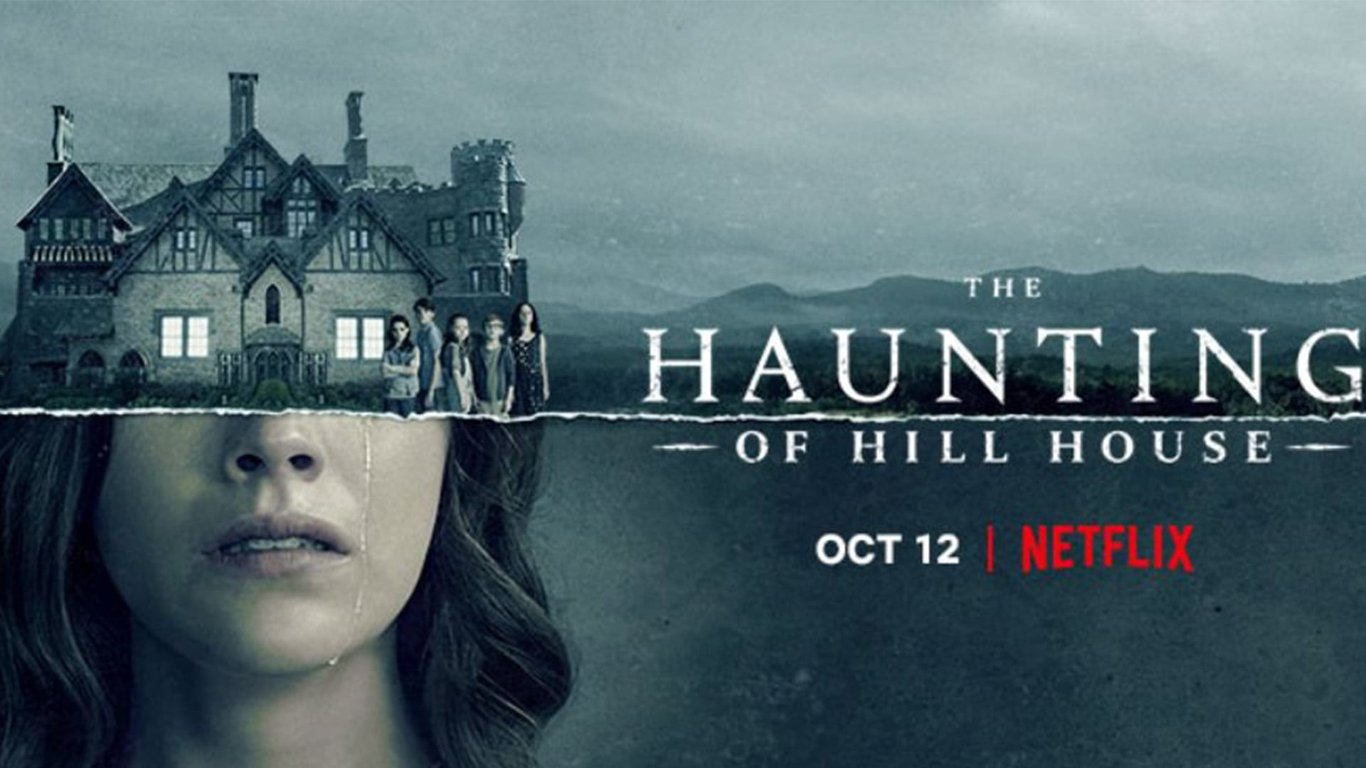 SERIES A GO GO  - Página 9 The-Haunting-of-Hill-House-Poster