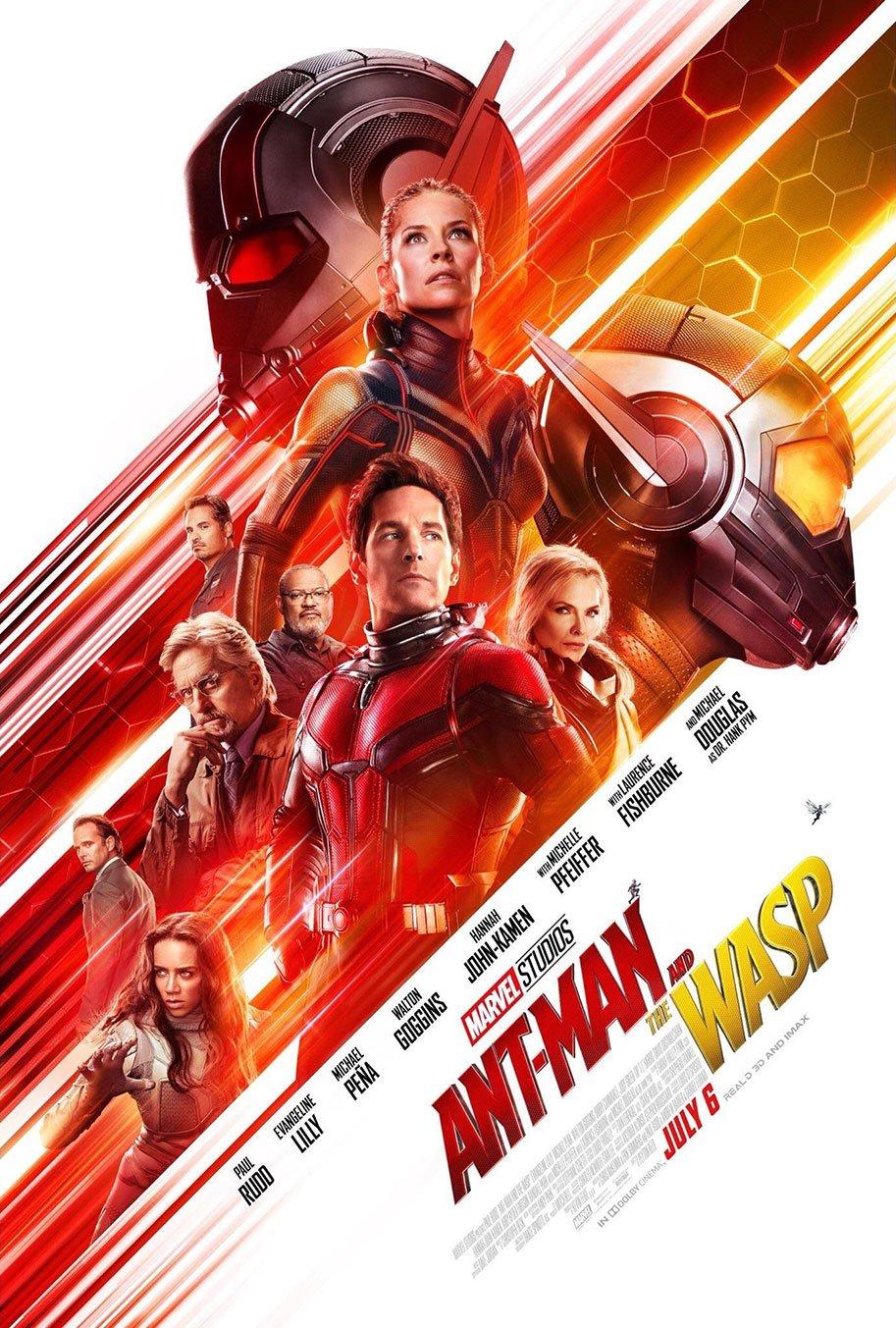 Nuevo tráiler de Ant-Man and the Wasp
