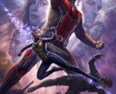 Ya podemos ver juntos The Wasp y Ant-Man