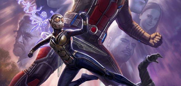 SDCC2017: Póster de Ant-man y Avispa