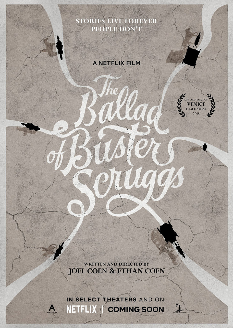 Tráiler de The Ballad of Buster Scruggs