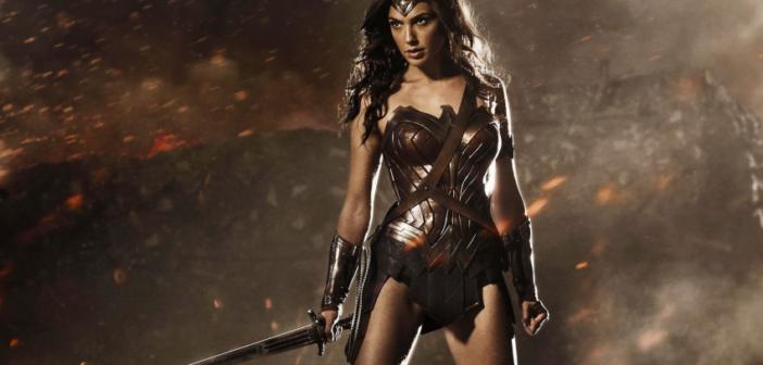 Nuevos clips de Wonder Woman