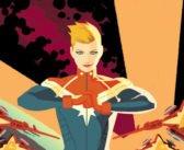 Podcast especial de Capitana Marvel