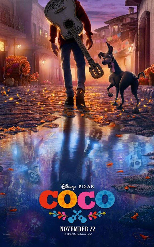 Tráiler de Coco, la nueva película de Pixar