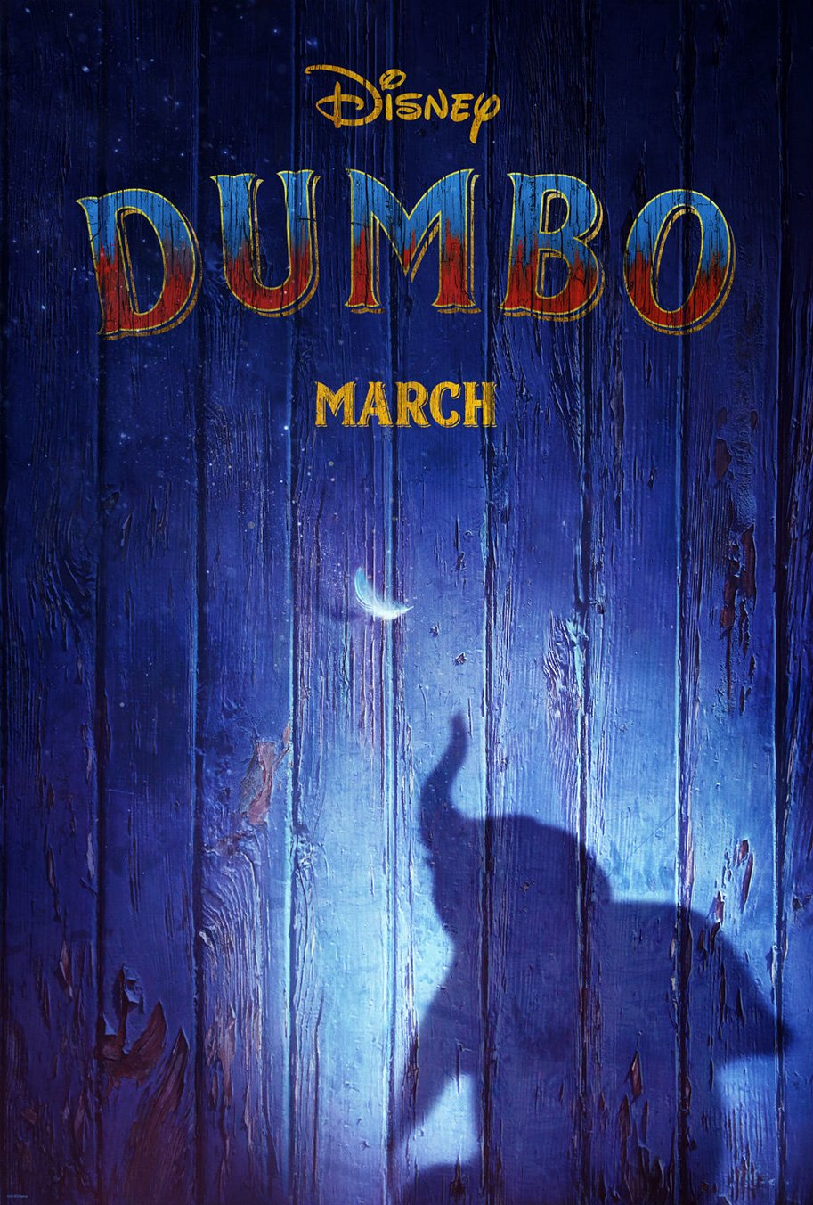Primer tráiler del Dumbo de Tim Burton