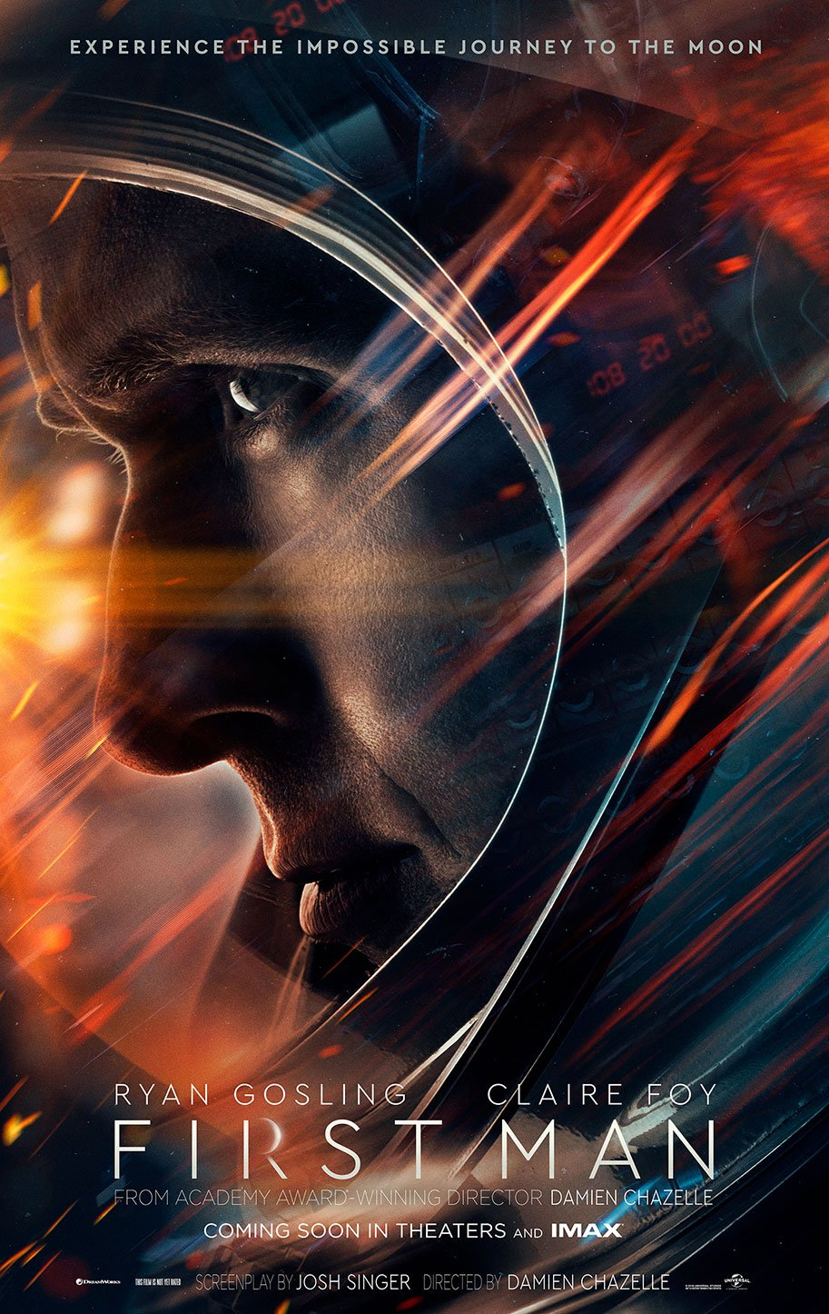 Primer tráiler de First Man