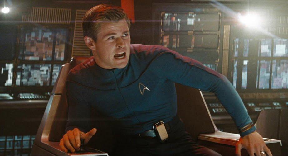 Resultado de imagen de Chris Hemsworth star trek