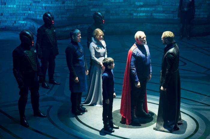 Nueva imagen de Krypton