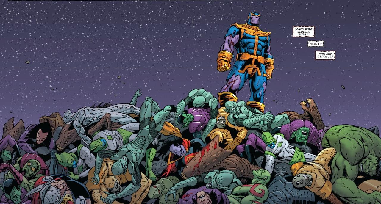 Imagen de Infinity War, que es todo un spoiler - Cine Actual