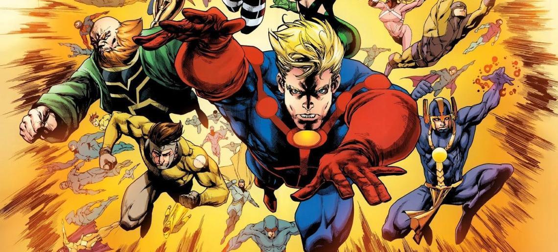 Revelada la trama de la Fase 4 de Marvel: Los Eternos