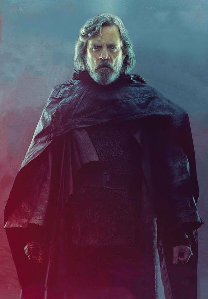 Un Luke Skywalker más oscuro para Star Wars Episodio VIII