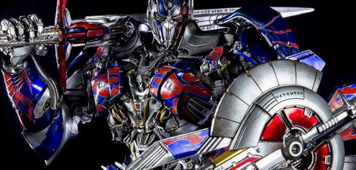 Optimus Prime estará en la secuela de Bumblebee