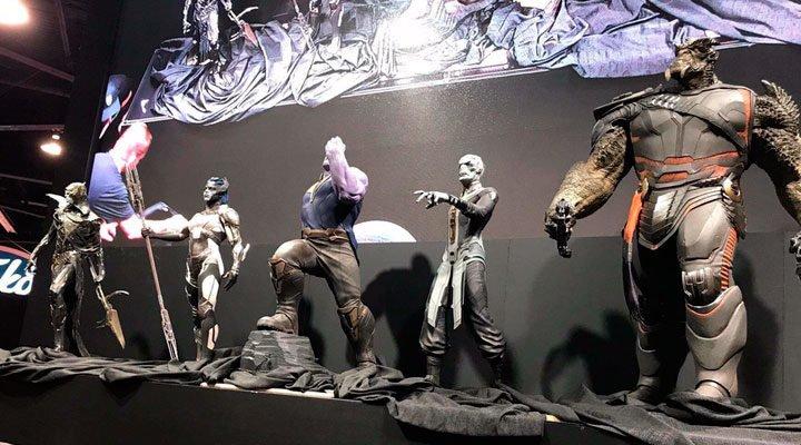 Novedades de Los Vengadores: Infinity War