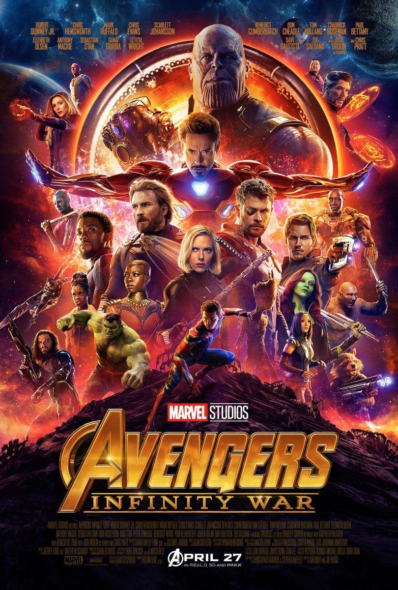 Todo sobre Los Vengadores: Infinity War