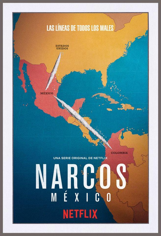 Primer póster e imágenes de la cuarta temporada de Narcos - Cine Actual