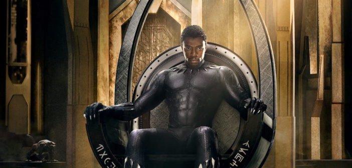 Nuevo tráiler de Black Panther