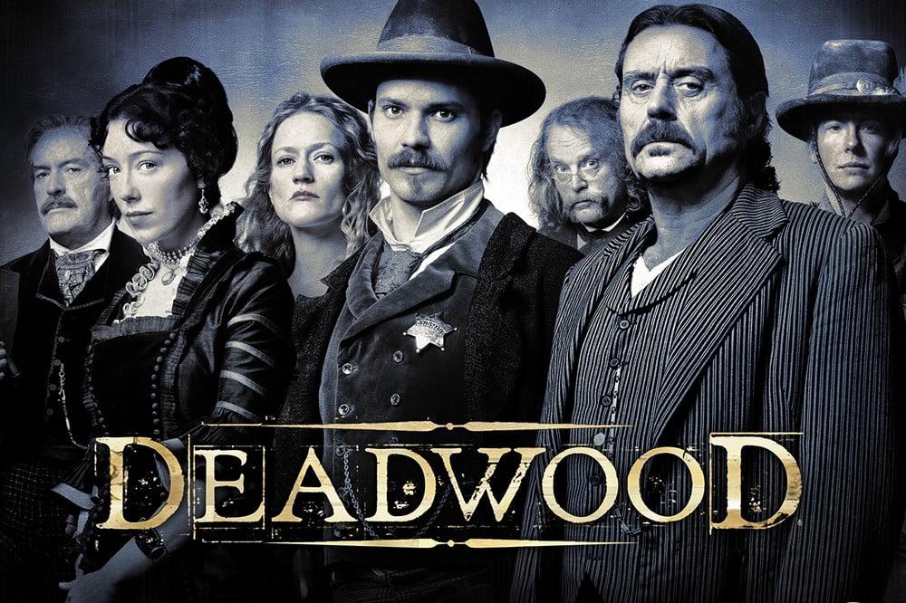 La serie Deadwood será una película