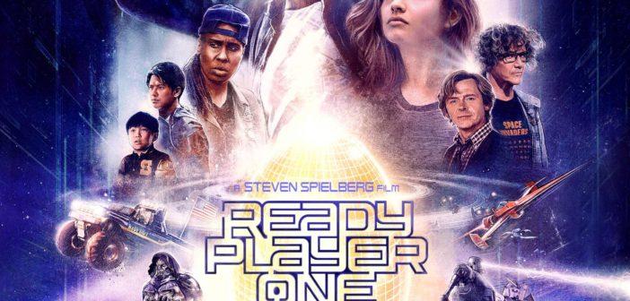 Nuevo tráiler y póster de Ready Player One
