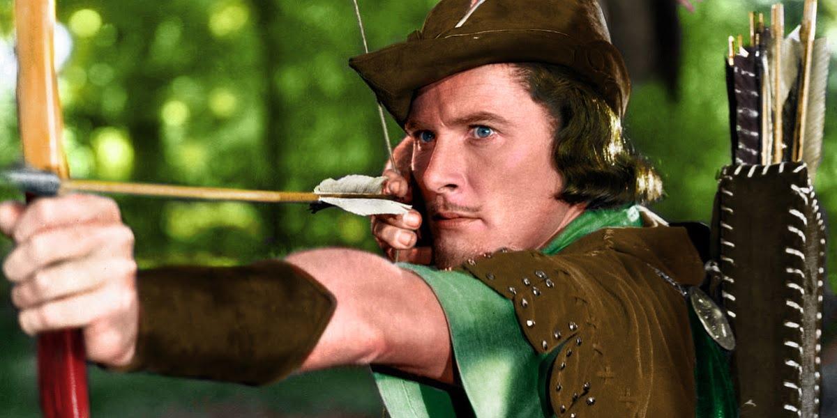 Resultado de imagen de Robin Hood
