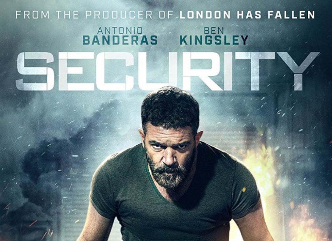 Antonio Banderas vuelve a la acción con Security