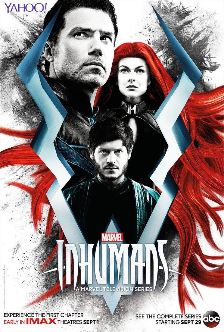 Tráiler de la nueva serie de Marvel: The Inhumans