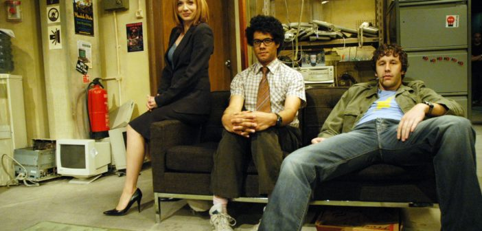 The IT Crowd tendrá su remake en NBC