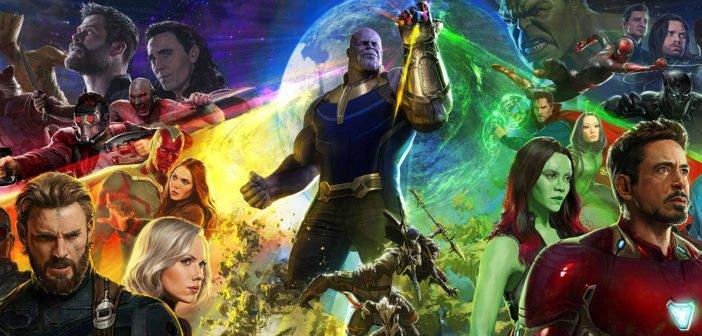 Nuevo tráiler de Los Vengadores: Infinity War