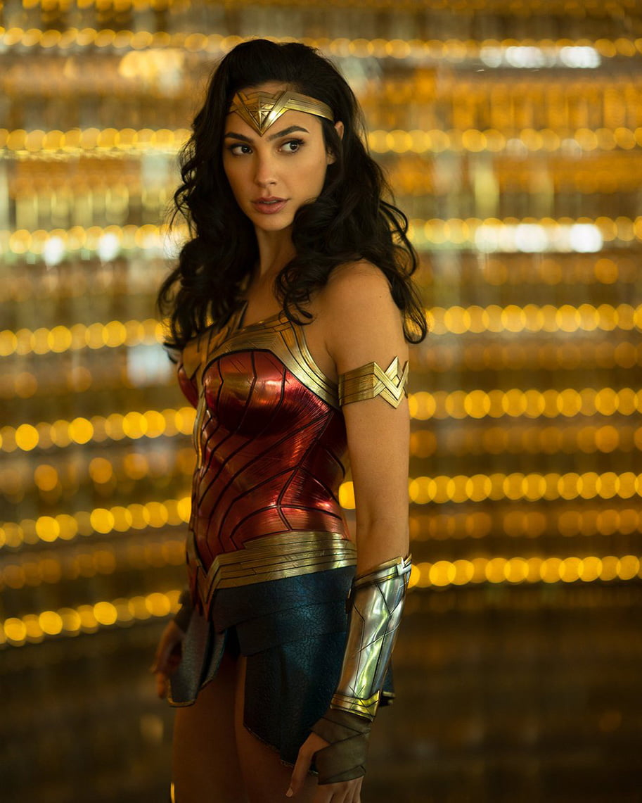Primera imagen de Wonder Woman con su wonder traje