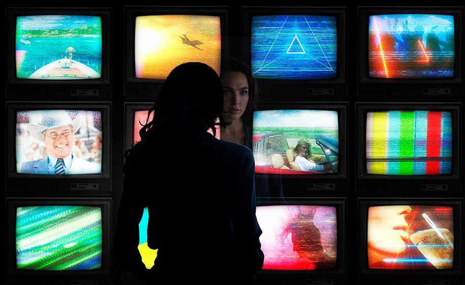 Primera imagen de Wonder Woman 2 con sorpresa